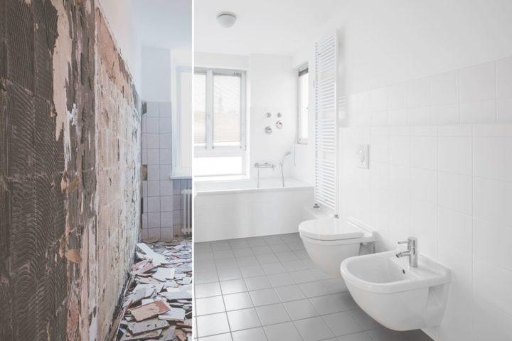 Ristrutturare completamente il bagno