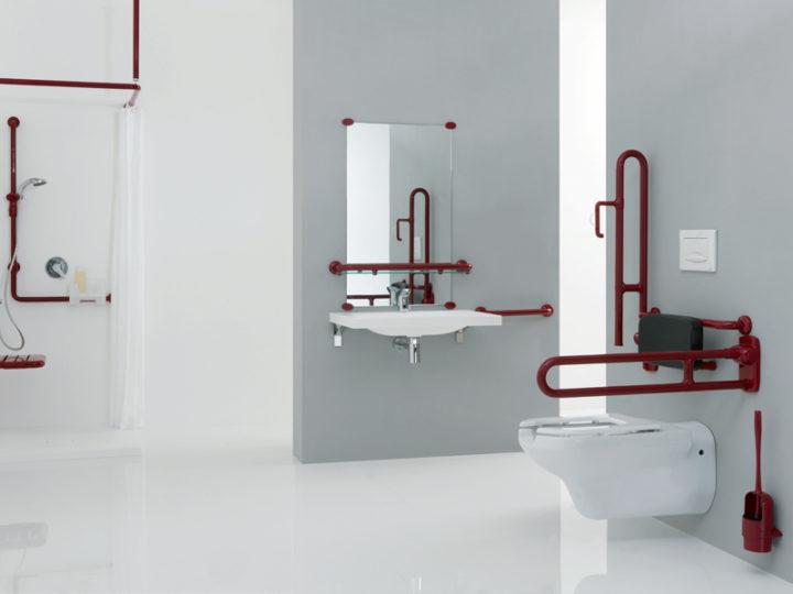 Il bagno per disabili